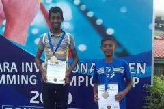Fingara Open swimming Champion Trophy 2020