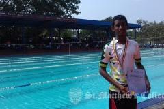Rinuhi Swimming Championship 2020