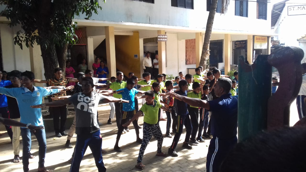 Team Building Special Camp for Prefects
