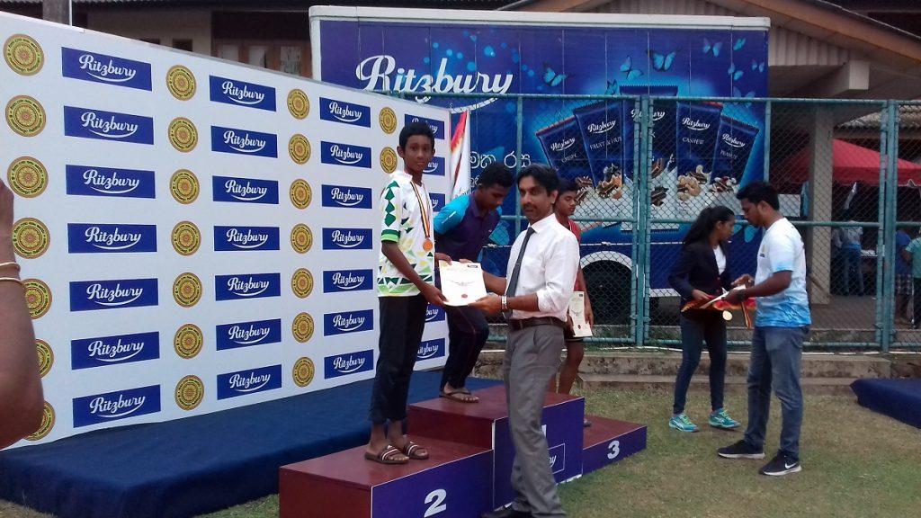 Vidudaya Annual swimming Championship
