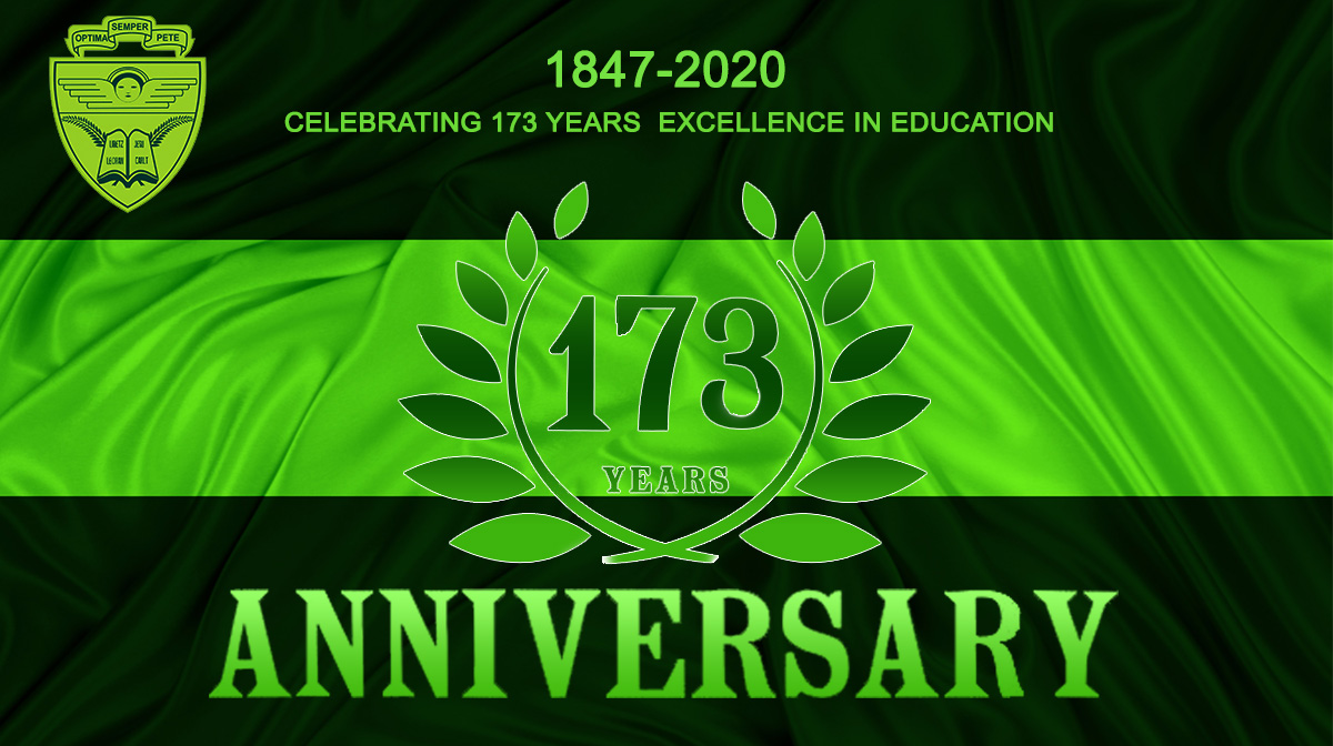 173 Years of Excellence in Education
