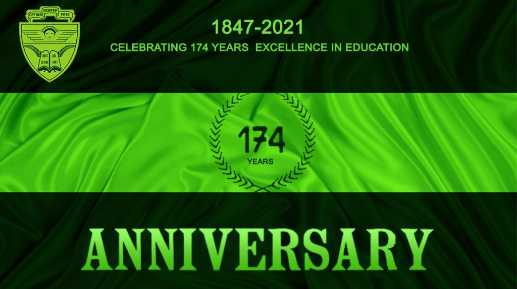 Celebrating 174th Year Anniversary