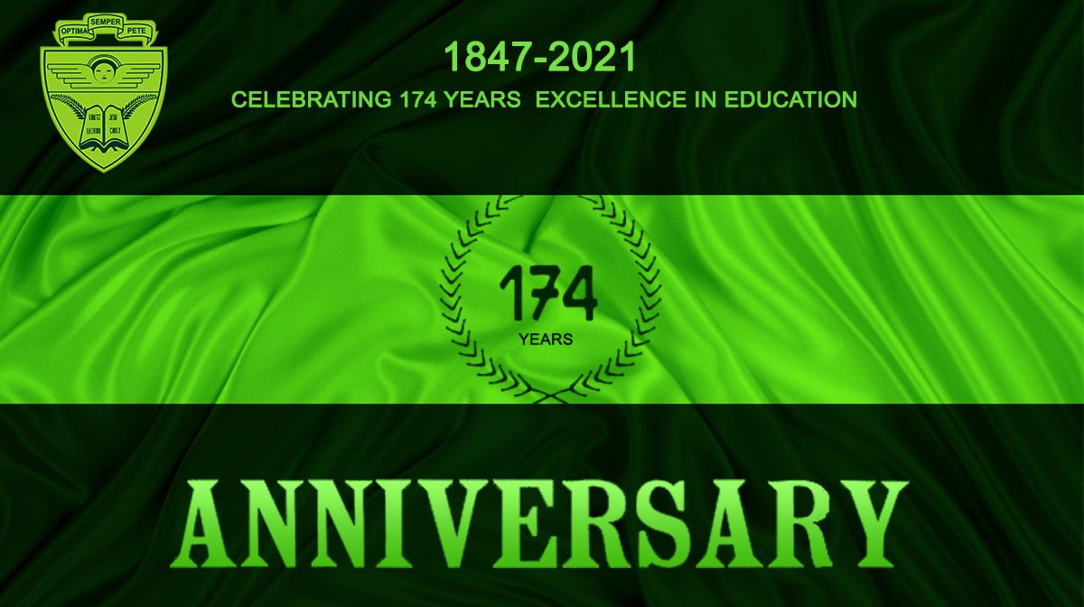 Read more about the article Celebrating 174th Year Anniversary