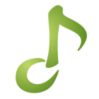 green-music-icon-69092